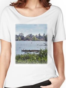 Ellesmere Shropshire Women's Relaxed Fit T-Shirt