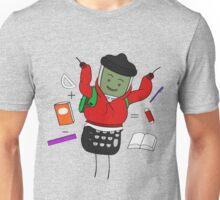 Calcul8r Unisex T-Shirt