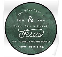 Christian Quote Poster