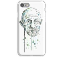Mike Ehrmantraut iPhone Case/Skin