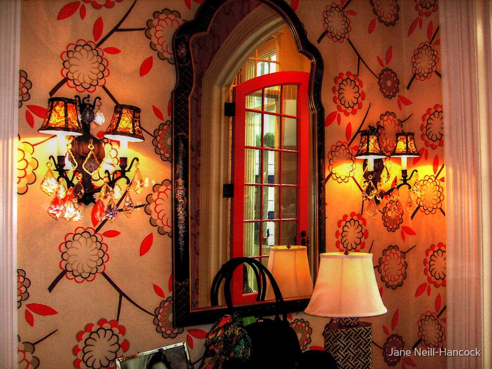 The Door Inside The Mirror by Jane Neill-Hancock