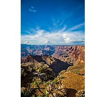 Grand Canyon - Navajo Point View Colorado River Photographic Print