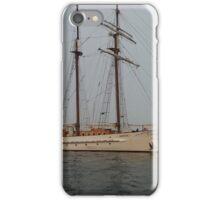 Tall ship Mystic iPhone Case/Skin