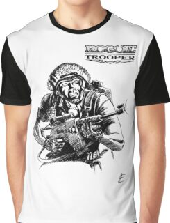 Rogue Trooper - Friday Graphic T-Shirt