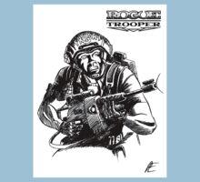 Rogue Trooper - Friday Baby Tee