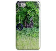 The Old Tire Swing iPhone Case/Skin