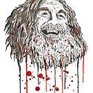 Tom Araya by Calum Margetts Illustration