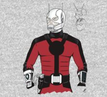 Ant-Man Movie Concept One Piece - Short Sleeve