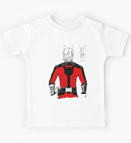 Ant-Man Movie Concept Kids Tee