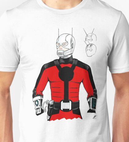 Ant-Man Movie Concept Unisex T-Shirt