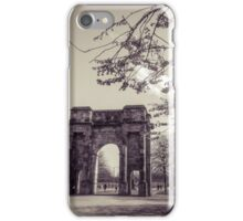 Vintage Glasgow Arch iPhone Case/Skin