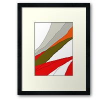 Colorful design by Moma Framed Print