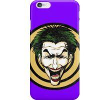 JOKER - RETRO iPhone Case/Skin