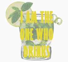 I am the one who drinks by Babatunde93