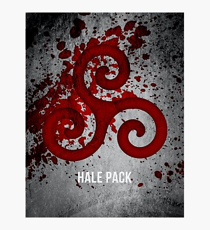 Hale Pack Photographic Print