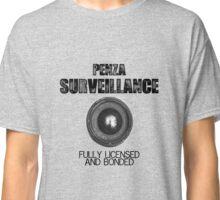 Penza Surveillance  Classic T-Shirt