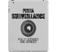 Penza Surveillance  iPad Case/Skin