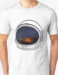 Camping on the Moon Unisex T-Shirt
