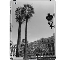 Plaza Real iPad Case/Skin