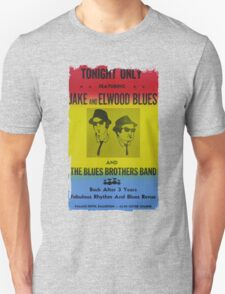The Blues Brothers Concert Poster Unisex T-Shirt