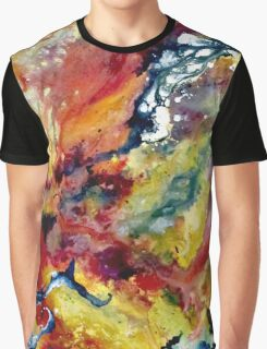 Galaxy Genesis 3 Graphic T-Shirt