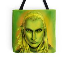 Green Legolas Greenleaf Tote Bag
