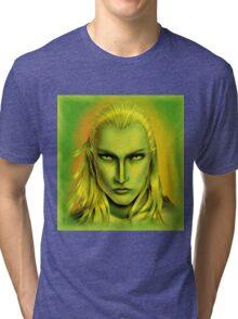 Green Legolas Greenleaf Tri-blend T-Shirt