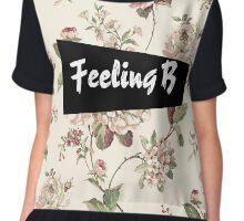 Feeling B Chiffon Top