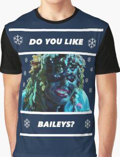Do you like Baileys? - Old Gregg Graphic T-Shirt