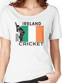 Ireland Cricket Women's Relaxed Fit T-Shirt