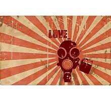 Toxic Love Photographic Print