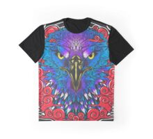 High Fly-Eagle Wind Graphic T-Shirt
