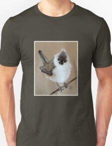 Tuffed Titmouse Unisex T-Shirt