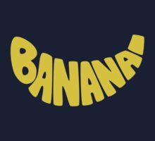 Type O' Banana Kids Tee
