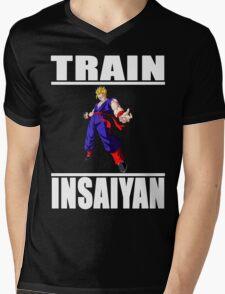 Insaiyan - Gohan Mens V-Neck T-Shirt