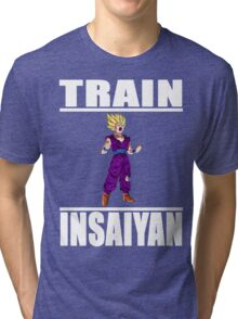 Insaiyan - Gohan Tri-blend T-Shirt