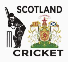 Scotland Cricket One Piece - Long Sleeve