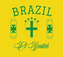 Brazil National Team by sportskeeda