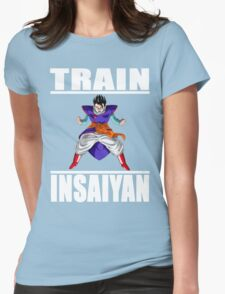 Insaiyan - Gohan Womens Fitted T-Shirt