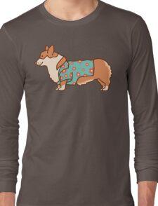 Corgi Tourist  Long Sleeve T-Shirt