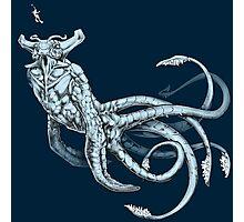 Sea Emperor Transparent Photographic Print