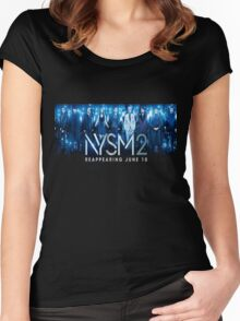 Now You See Me 2 Reappearing Women's Fitted Scoop T-Shirt