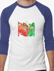 Lover Men's Baseball ¾ T-Shirt