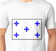 Number 0 Flag Unisex T-Shirt