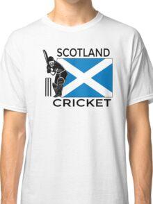 Scotland Cricket Classic T-Shirt