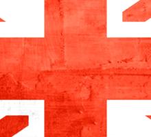 Vintage United Kingdom Flag #2 Sticker