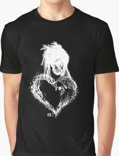 Black Woman Love Graphic T-Shirt