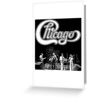 Chicago Band Greeting Card