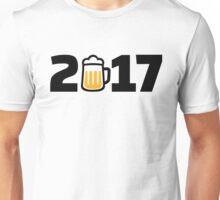 2017 beer Unisex T-Shirt