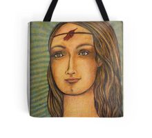 Feather weight Tote Bag